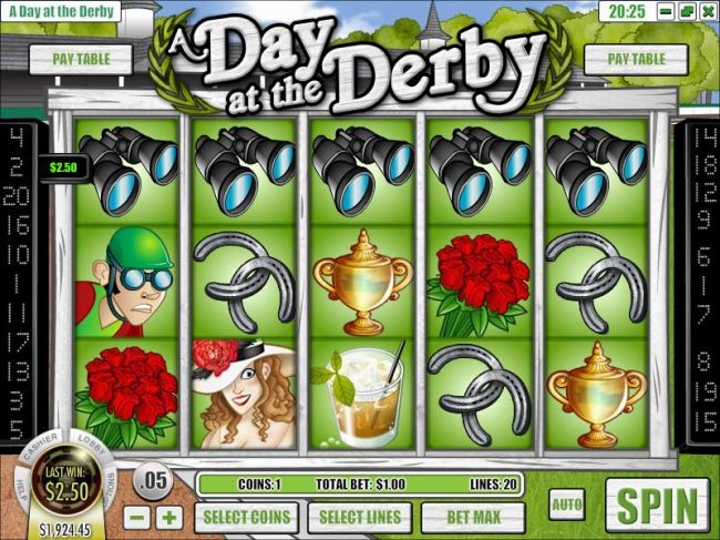 Images of A Day at the Derby