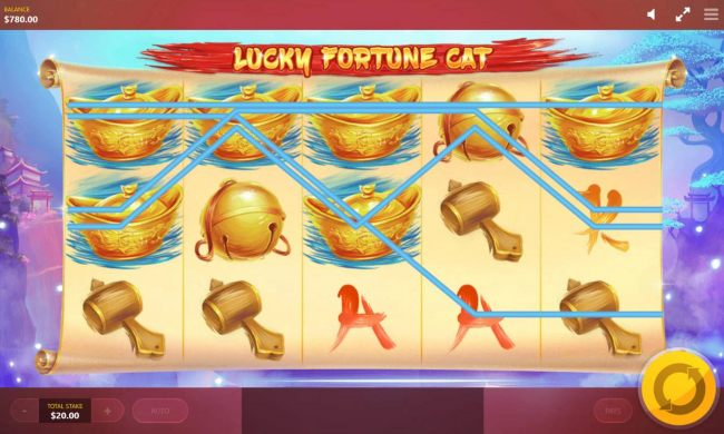 Lucky Fortune Cat screenshot