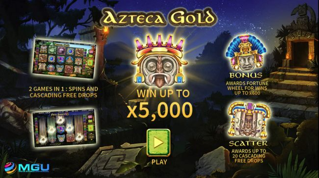 Images of Azteca Gold