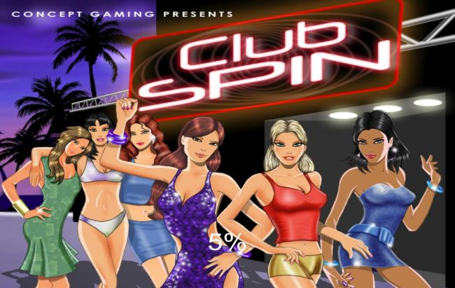 Club Spin screenshot