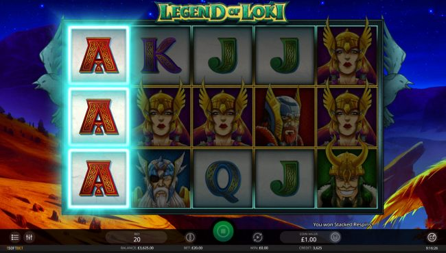 Stacked respin feature activated - Casino Bonus Beater