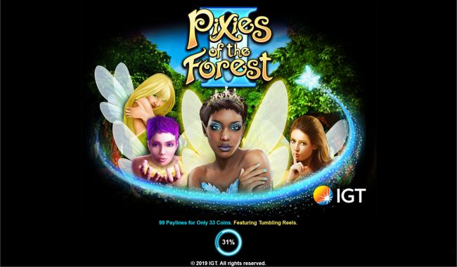 Pixies of the Forest II by Casino Bonus Beater