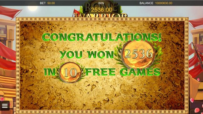 Free Games pays out a total of 2536 coins. - Casino Bonus Beater