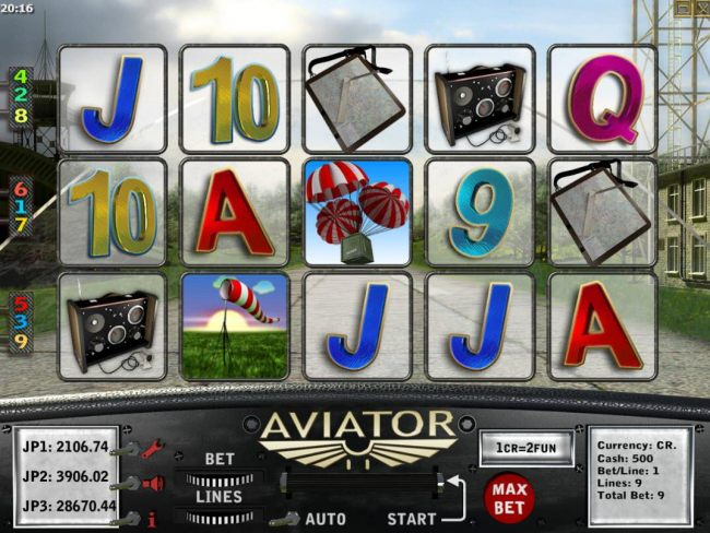 Images of Aviator