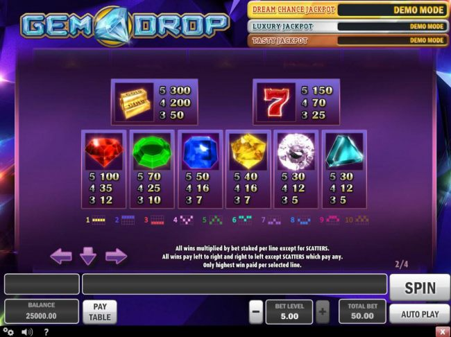 Images of Gem Drop