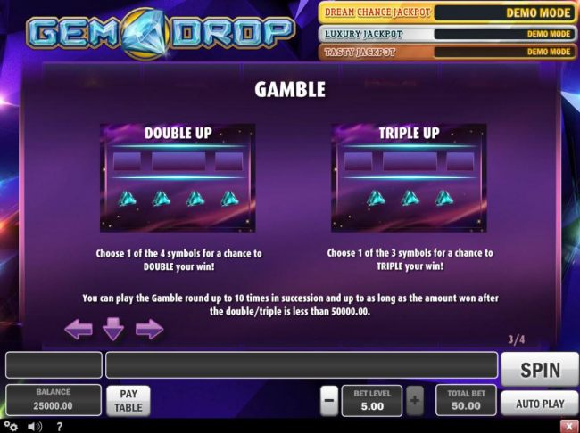 Casino Bonus Beater - Gamble Feature Rules