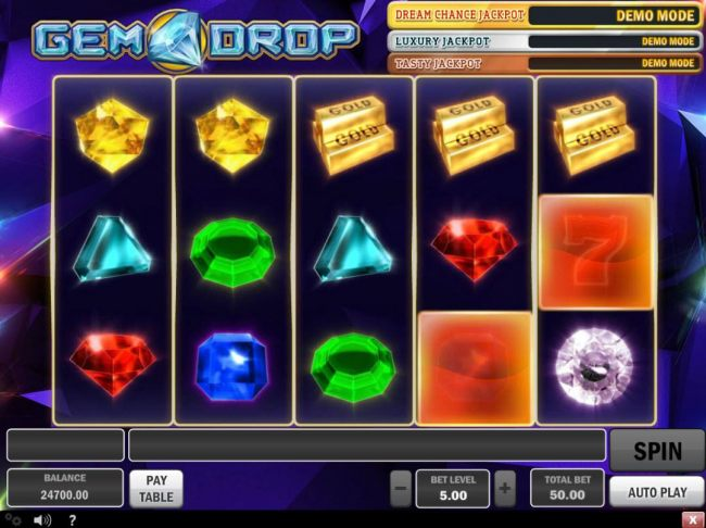 Gem Drop by Casino Bonus Beater