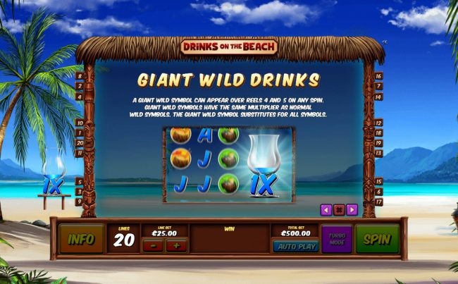 Giant Wild Drinks