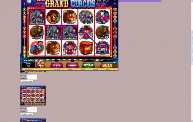 Casino Bonus Beater image of The Grand Circus