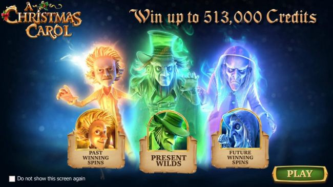 Win up to 513,000 coins! Features include Past Winning Spins, Present Wilds and Future Winning Spins. - Casino Bonus Beater