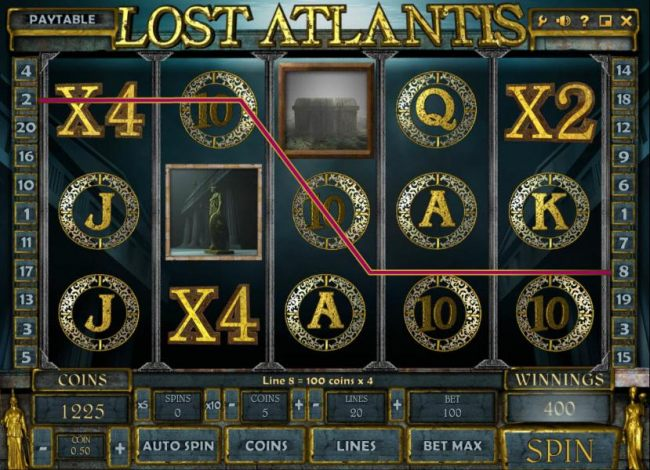 Images of Lost Atlantis