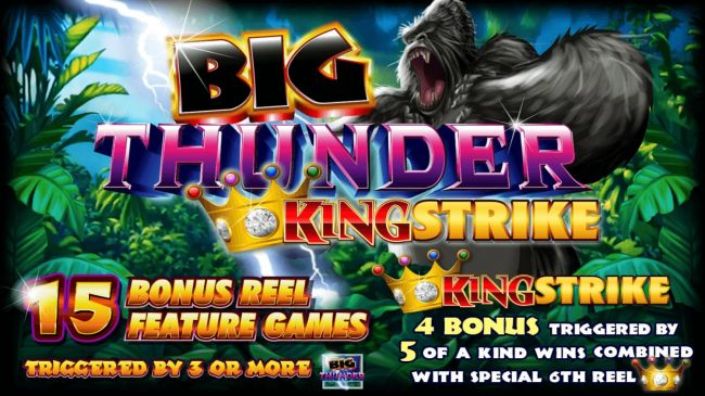 Images of Big Thunder King Strike