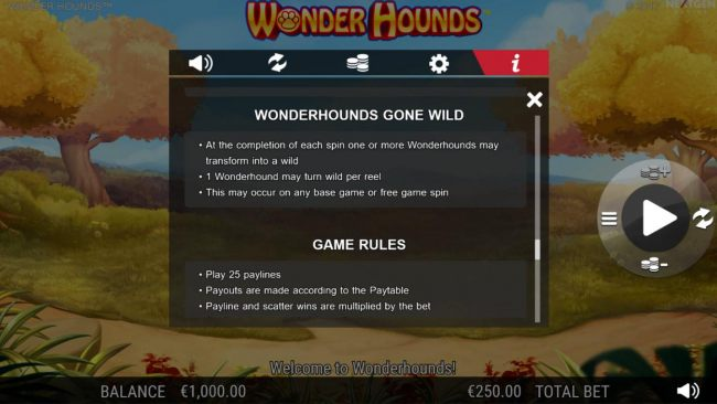 Casino Bonus Beater - Wonderhounds Gone Wild Rules