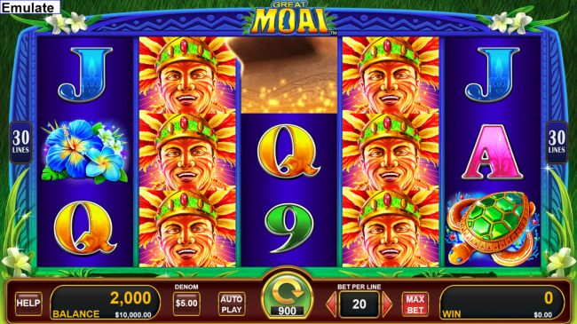 Casino Bonus Beater image of Great Moai