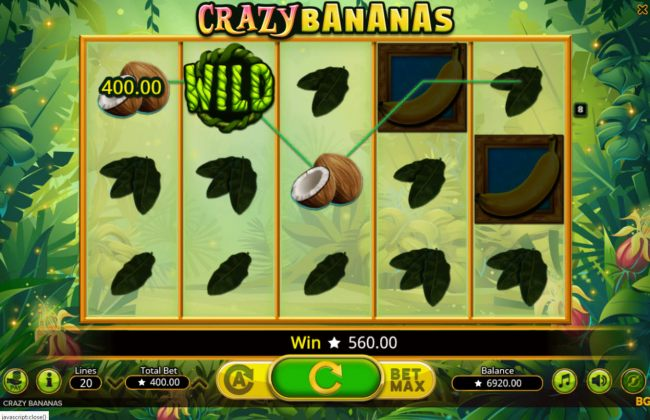 Images of Crazy Bananas