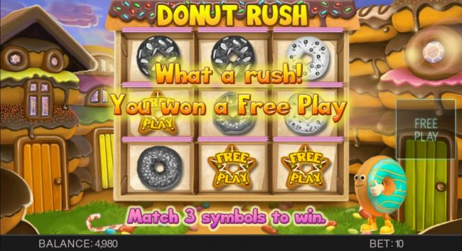 Images of Donut Rush