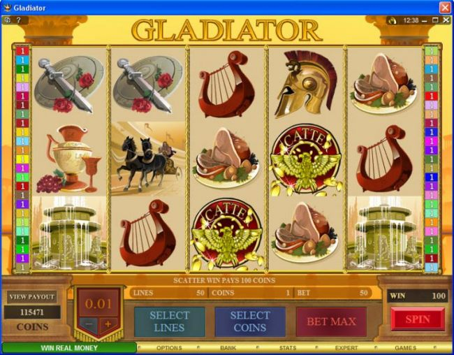 Images of Gladiator