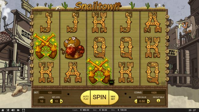 Casino Bonus Beater image of Snailtown