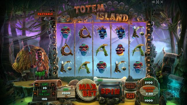 Images of Totem Island