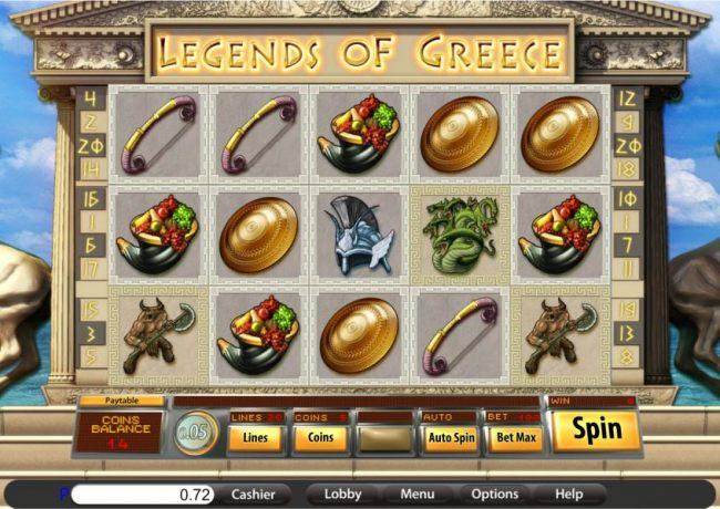 Images of Legends of Greece