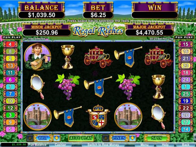 Images of Regal Riches