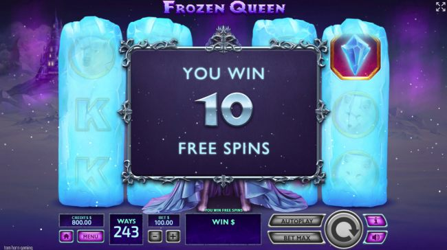 Images of Frozen Queen