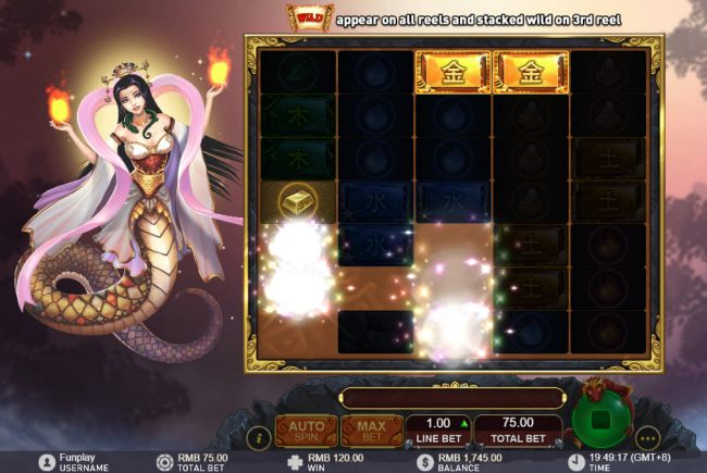 Nuwa and the Five Elements by Casino Bonus Beater