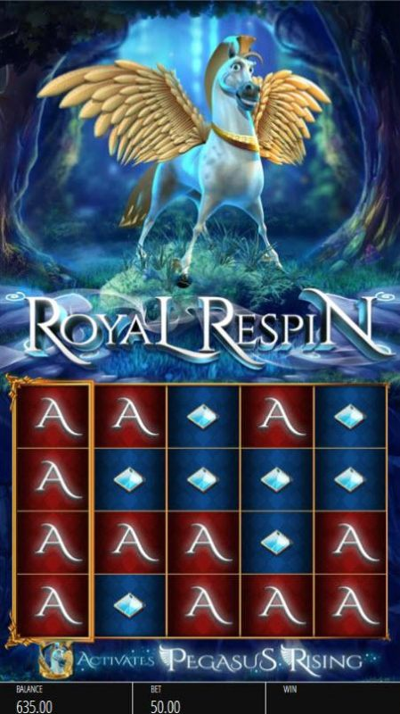 Casino Bonus Beater - The Respin continues until no more matching symbols appear on screen