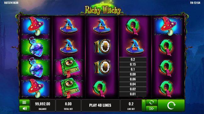 Richy Witchy screenshot