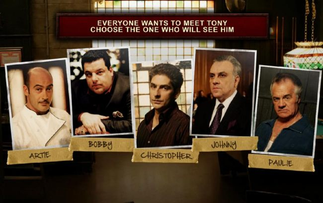 Images of The Sopranos