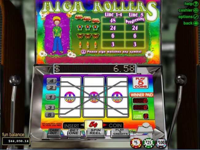 High Rollers by Casino Bonus Beater