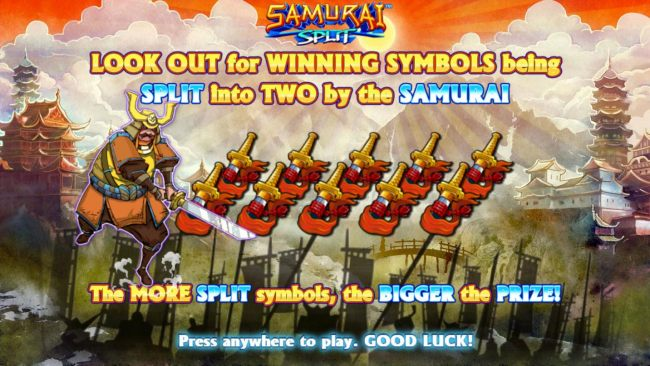 Samurai Split by Casino Bonus Beater