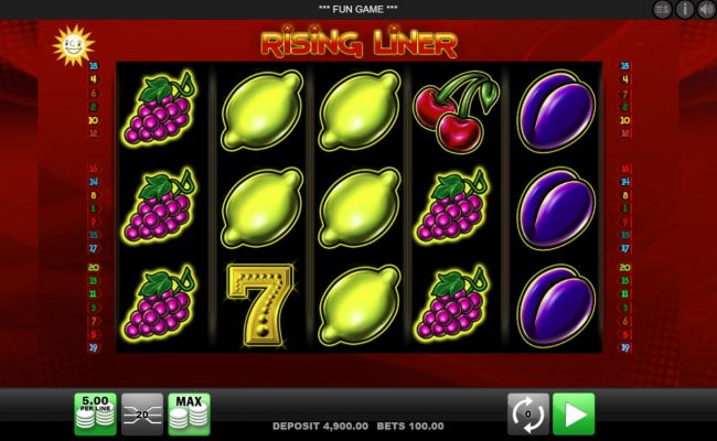 Main Game Board by Casino Bonus Beater