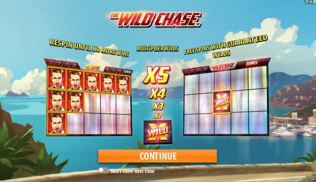Casino Bonus Beater - game features respin until no more wins, multiplier wilds and free spins with guarnteed wilds.