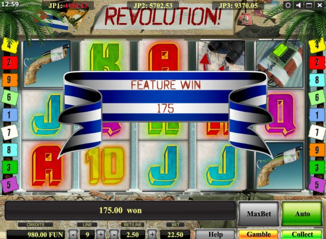 Total Free Spins Payout by Casino Bonus Beater