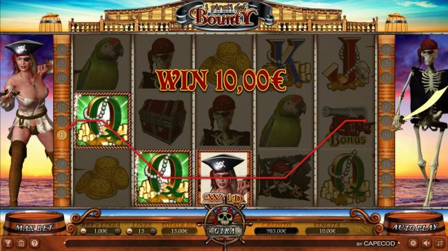 I Pirati del Bounty by Casino Bonus Beater