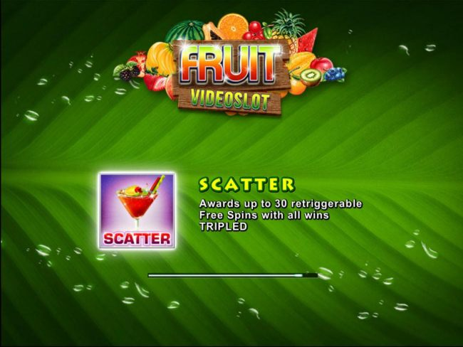 Fruit screenshot