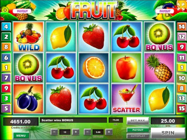 Fruit by Casino Bonus Beater