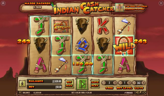 Indian Cash Catcher by Casino Bonus Beater