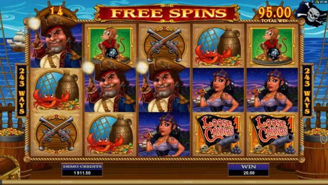 Casino Bonus Beater - multiple winning paylines triggered during the free spins feature