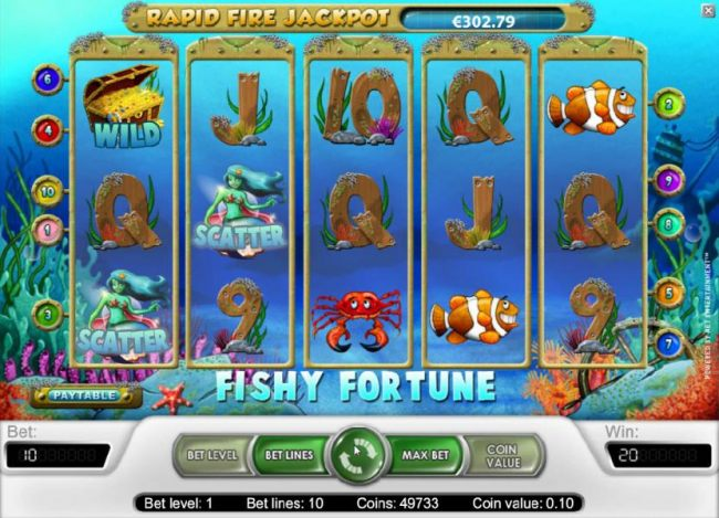 Images of Fishy Fortune