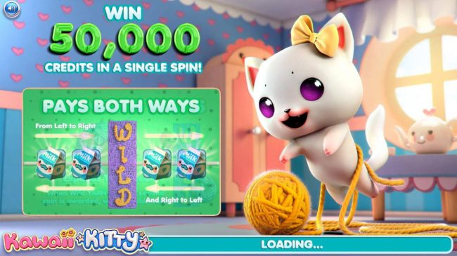 Casino Bonus Beater - Win 50,000 credits in a single spin! Game pays both ways.