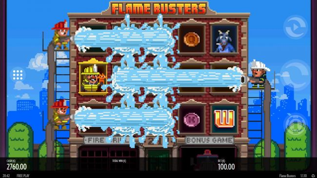 Roasty McFry and the Flame Busters by Casino Bonus Beater
