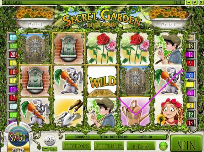 Images of Secret Garden