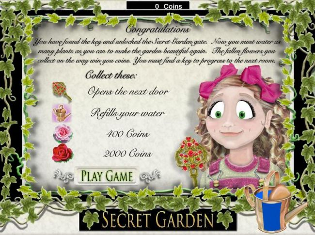 Secret Garden by Casino Bonus Beater