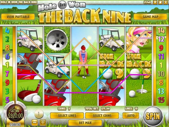 The Back Nine by Casino Bonus Beater