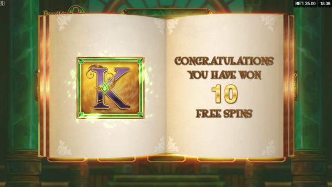 10 free spins awarded with special expanding symbol - Casino Bonus Beater