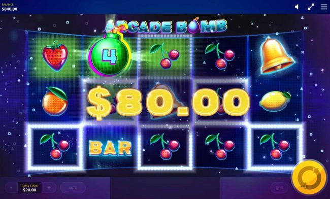 Casino Bonus Beater - Reel Bombs have the potential to trigger some big wins when they happen to explode in comjunction with other Reel Bombs.