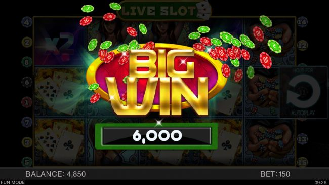 Images of Live Slot