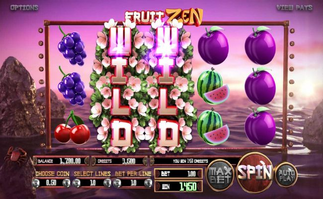 Casino Bonus Beater image of Fruit Zen